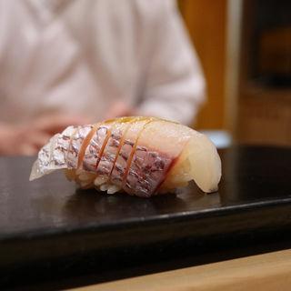 真鯛(鮨はしもと)