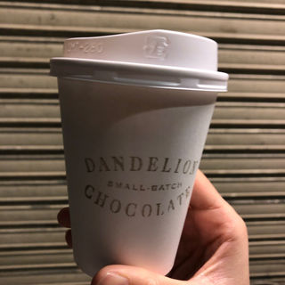 ハウスホットチョコレート(ダンデライオン チョコレート ジャパン (Dandelion Chocolate Japan))