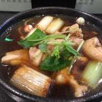 かしわ蕎麦(蕎吟)