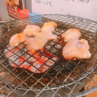 ホルモン(白)オススメ!(いくどん 赤羽店 )