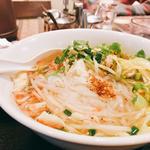 ナンプラー麺