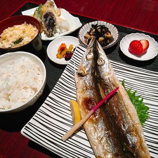 おさかなセット(魚ダイニング光 (【旧店名】食菜魚 光))