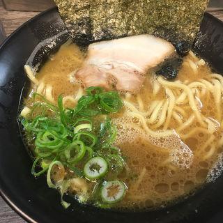 濃厚豚骨醬油ラーメン(無邪気 )