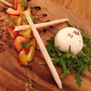 イタリア産フレッシュブラータチーズ