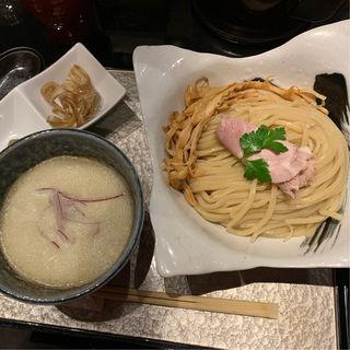 鶏つけsoba(鶏Soba 座銀 にぼし店 (トリソバ ザギン))