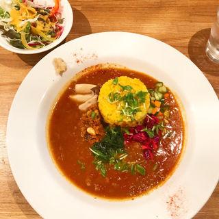 スパイスカレー(soup cafe MON)