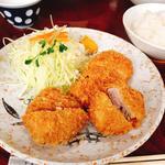 肉の日ランチ(とんかつ村井 )