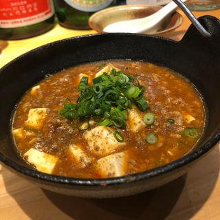 マーボー豆腐(井出家 (IDeYA))
