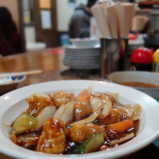 スーパイコ(中華料理ぼたん )