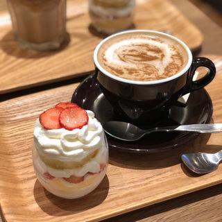 ケーキセット(COFFEE VALLEY)