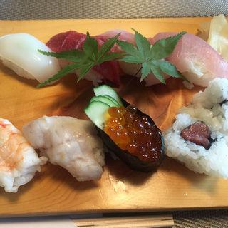 お寿司盛り合わせ(鮨富 )