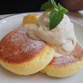 奇跡のパンケーキ プレーン