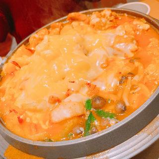 チーズタッカルビ