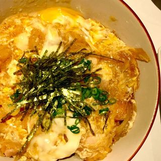 特製‼︎玉子たっぷり親子丼