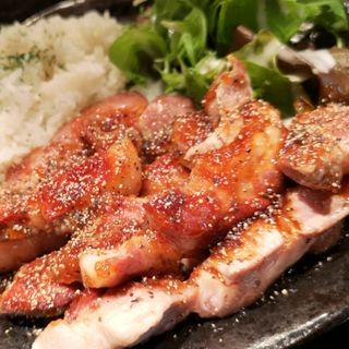 猪ロースのステーキ(otri)