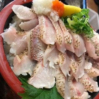 のどぐろ丼(銀蔵 (ギンゾウ))