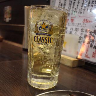 ハイボール(四文屋 すすきの駅前店)