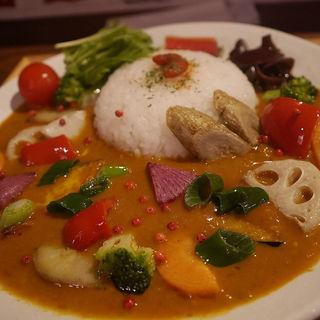 京の野菜薬膳カレー