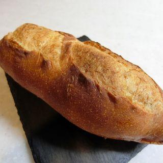 魅惑のフランスパン メンタイコマヨ