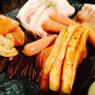 焼肉(まだん お初天神店 )