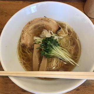 煮干しそば(虎愼 (こしん))