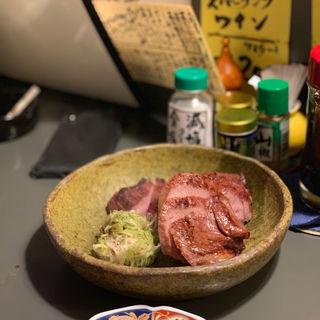 牛タン(とんかつ岩松 )