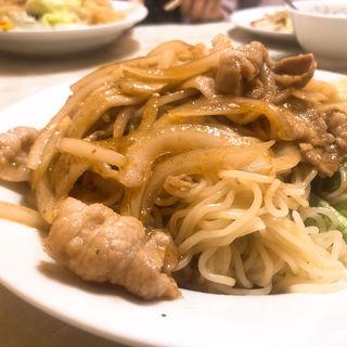 焼肉冷麺(水新菜館 (ミズシンサイカン))