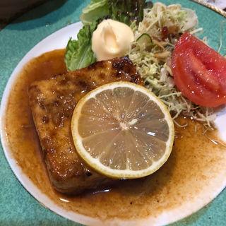 豆腐バター(和風の志知)