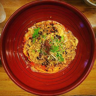 汁なし金胡麻担々麺