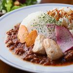 鎌倉野菜のビーフカレー