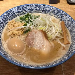 特製濃厚魚介らーめん(麺屋 一燈 (いっとう))
