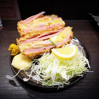 ハムポテ(立ち呑み処 ふくふく)
