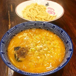 濃厚味噌つけ麺(元祖熟成細麺 香来 壬生本店 )
