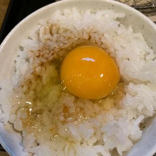玉子掛けご飯(日の出食堂 (ヒノデショクドウ))