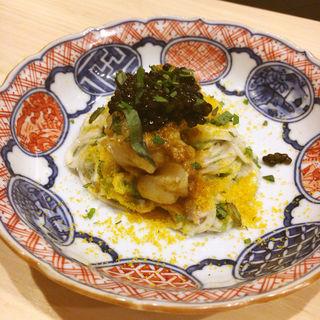 伊勢海老の素麺(はらまさ )
