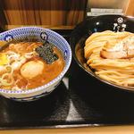 濃厚豚骨魚介つけ麺 (小)220g