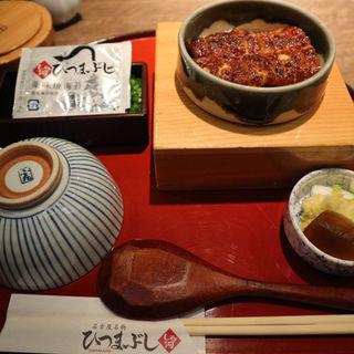 上ひつまぶし(しら河 栄ガスビル店 )