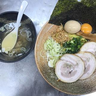 ホタテソースのまぜそば(覆麺 智 (ふくめん とも【旧店名】覆麺))