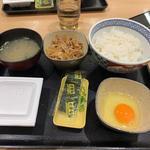 朝定食(吉野家 新大久保駅前店 )
