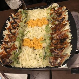 チーズ餃子ダッカルビ