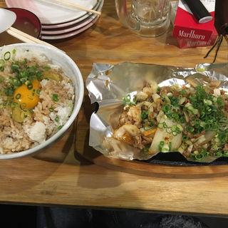 極飯(鉄板屋 いっちゃん )