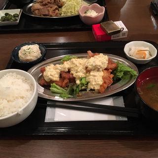チキン南蛮定食(どいちゃん 本店 )
