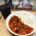 7種の野菜のラタトゥイユカレー(スープストックトーキョー 丸ビル店)