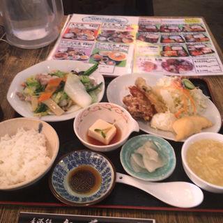 A定食(香港仔 竜沙 (Hong Kong Chai RYUSA【旧店名】海鮮酒家 竜沙))