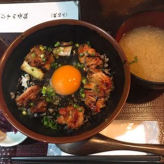 鶏丼(ゑびす 田町店 )