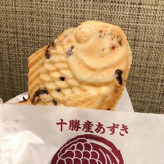 十勝産あずき 鯛焼(鳴門鯛焼本舗)