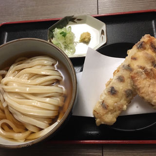 男うどん(直白 (ひたしろ))