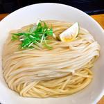 鶏もつつけ麺(特大)(清麺屋)