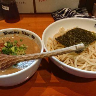 濃厚つけ麺(ナンバーナイン 09)