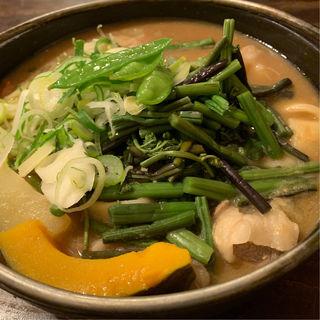 猪肉ほうとう(小作山中湖店)